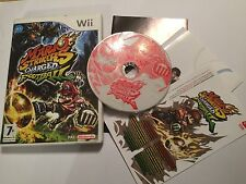 In scatola gioco Nintendo Wii Mario Strikers Charged Football PAL