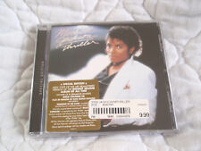 MICHAEL JACKSON THRILLER SPECIAL EDITION CD NEW VINCENT PRICE PAUL MCCARTNEY