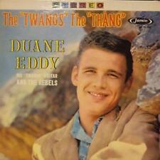 Duane Eddy(Vinyl LP 1st Issue)The Twangs, The Thangs-Jamie-US-Ex-/Ex+