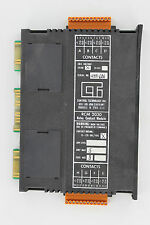 CONTROL TECHNOLOGY RCM2030 OUTPUT MODULE 8POINT RELAY 5AMP 15-240VAC PLC BOARD