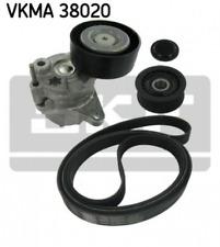 Keilrippenriemensatz für Riementrieb SKF VKMA 38020