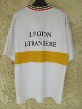 Maillot Légion étrangère armée militaire collection shirt L/XL