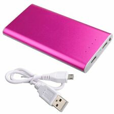 30000mAh Phone Tablet 5V 2A External Battery Fast Charger Power Bank+USB Cable
