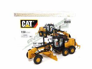Cat Caterpillar 12M3 Motor Grader 1/50 Scale Diecast Masters 85519