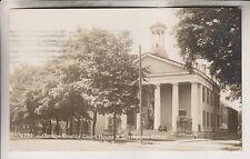 1912 RPPC - ORANGE COUNTY COURT HOUSE - GOSHEN NEW YORK