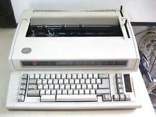 Ibm Personal Wheelwriter 6781 Electronic Typewriter Partsrepair