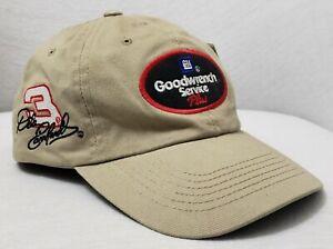 Vtg Goodwrench Service Plus x Dale Earnhardt Sr Hat Cap NASCAR RCR Racing NWT