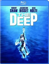 THE DEEP (1977 Robert Shaw, Nick Nolte)   -  Blu Ray - Sealed Region free