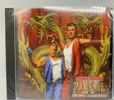 Limited Run Game Cd Soundtrack, Double Dragon  Rare OOP New Sealed