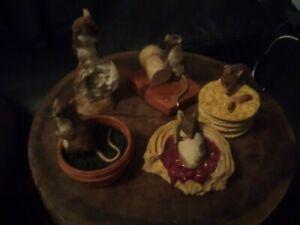 Collectable Mice Classique Ornaments / Figurine