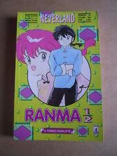 RANMA 1/2 n°5 - NEVERLAND ed. Star Comics    [G370S]