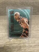 MICHAEL JORDAN 1996-97 FLEER ULTRA FULL COURT TRAP #1 FOIL INSERT Bulls - PSA?
