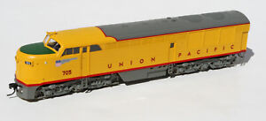 WALTHERS LIFE LIKE PROTO P1K ERIE BUILT LOCOMOTIVE UP UNION PACIFIC POWERED
