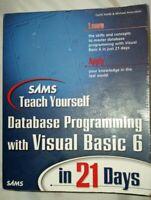 Sams Teach Yourself Database Programming in 21 Days