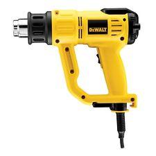 DEWALT D26414 LCD 50-600 Premium Heat Gun 2000W, 2 x Nozzles / 220V