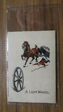 More details for r mason leather lane london naval & military phrases 1904 - a left wheel