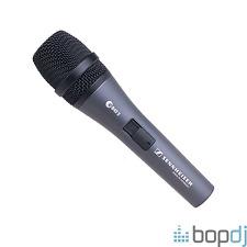 Sennheiser E845-S Microphone (On/Off Switch)