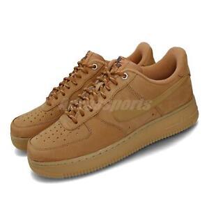 Nike Air Force 1 07 WB 2019 AF1 Flax Wheat Gum Men Casual Lifestyle CJ9179-200