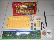 IL PRESEPE Adica Pongo DAS Plastic model NUOVO 20 statuine