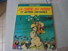 bd    lucky luke  la  corde du pendu 1982    (bdm 1700)