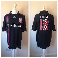 Bayern Munich 2007/08 Away Shirt KLOSE #18 Size XL