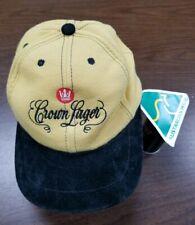 Crown Lager Beer Vtg 90's Mens Baseball Hat Cap NEW w/ tags Australian Made