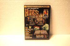 THA UNDERGROUND KINGS Magazine Vol. 3 DVD Very Good Condition - FREE SHIPPING