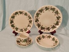 Wedgwood Napoleon Ivy 5 Piece Place Setting Oven to Table