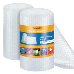 1 Roll Cushioning Bubble Bags Bubble Protective Wrap Roll Air Bubble Roll Wrap