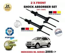 Pour mercedes ML280 ML300 ML320 cdi 4 matic 2005 - > 2X front shock absorber set