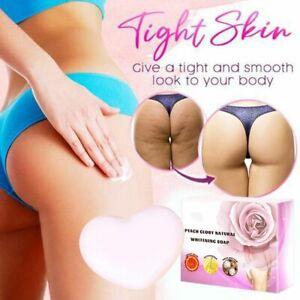 Soap Moisturizing Repair Hip Care Scrub Soap Peach Glory Natural Whitening Soap