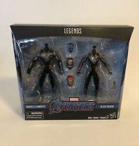 Marvel Legends Target Exclusive 2 Pack NO HAWKEYE/BACK WIDOW Quantum Realm Suits