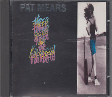 Pat Mears : There Goes The Rainbow CD FASTPOST