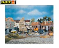 Faller H0 130466 Abbruchhaus mit Bagger - NEU + OVP #