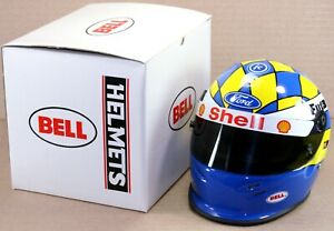 Kenny Brack 1/2 Bell Helmet 2001 Team Rahal Shell CART Indy Car Indianapolis 500