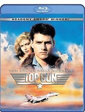 TOP GUN Special Edition Blu Ray TOM CRUISE Kelly Mcgillis 1980s Mint