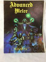 Metagaming The Fantasy Trip Advanced Melee 2104 Steve Jackson TFT Advanced