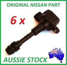 IGNITION COIL PACK SET for NISSAN MAXIMA MURANO VQ35DE NAVARA PATHFINDER VQ40DE