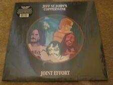 JEFF ST JOHN'S COPPERWINE - JOINT EFFORT - NEW LP RECORD