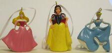 Disney Cinderella Snow White Aurora Ornaments Artesian Custom Made