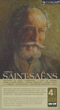 Camille Saint-Saëns Saint-Saens-symphonie nº 2 & 3 - 4 CD-Set, Alfred Cortot,