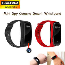 1080P HD Smart Wristband Bracelet Spy Hidden Camera DigiCam Watch Video Recorder