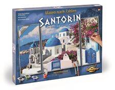 Schipper 609260783 - Malen Nach Zahlen - Santorin - Neu