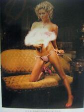 Baci Lingerie Pink Side Tie V-String Panty ONE SIZE #82