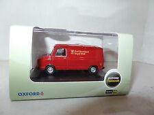 Oxford 76SHP001 SHP001 1/76 OO BLMC Leyland Sherpa Van Royal Mail Post Wales