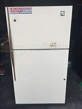 General Electric refrigerator and freezer