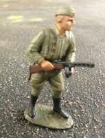 """Figarti Miniatures EFR-028 """"Soviet Soldier with PPSH41"""" 1:30 Scale Metal Soldier"""
