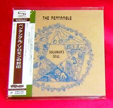 The Pentangle Solomon's Seal SHM MINI LP CD JAPAN UICY-94646