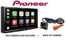 "Pioneer AVH-2300NEX 7"" DVD Receiver Apple CarPlay Bluetooth & Backup Camera"