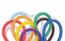 1 BAG QUALATEX ANIMAL TYING BALLOONS making twist assorted colors 100 ea 260Q